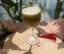 红柚黄瓜汁的做法