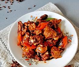 年夜饭菜谱3⃣ 香辣鲜香的红烧鸡,巨好吃#福气年夜菜#的做法