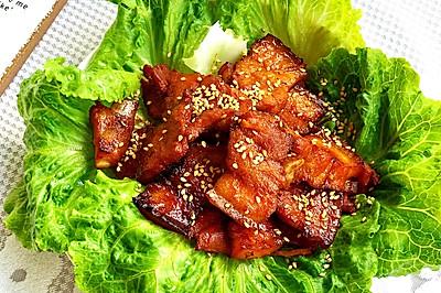 秒杀烤肉店的韩式烤肉