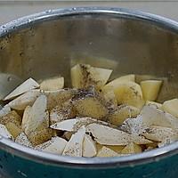 嫩烤黑椒时蔬羊排的做法图解5