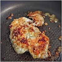 超简单超好吃的香煎鸡胸肉#急速早餐#的做法图解3