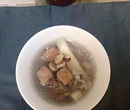 养脾袪湿美颜汤的做法