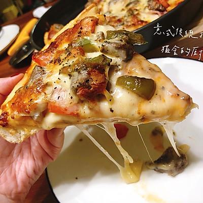意式传统披萨