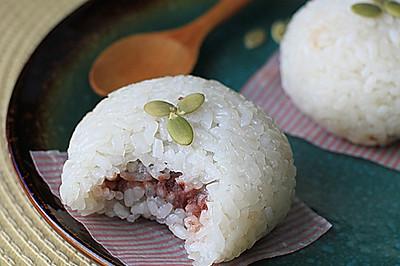 【甜糯米豆沙包】——献给那些不会做包子的姑凉