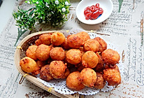 香炸土豆丸子的做法