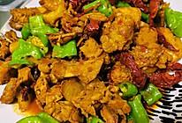 新疆大盘鸡(两吃版)的做法