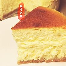 多图|纽约芝士蛋糕 - 丝绒般细滑,风味清新浓郁