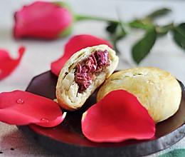 鲜花饼#中式点心开启你的回忆#的做法