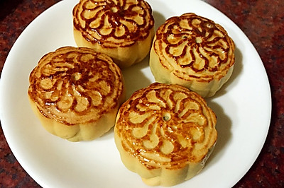 中秋 红枣 月饼