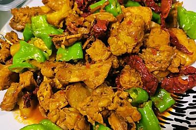 新疆大盘鸡(两吃版)