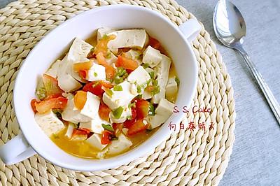 素豆腐简简单单的一道开胃菜