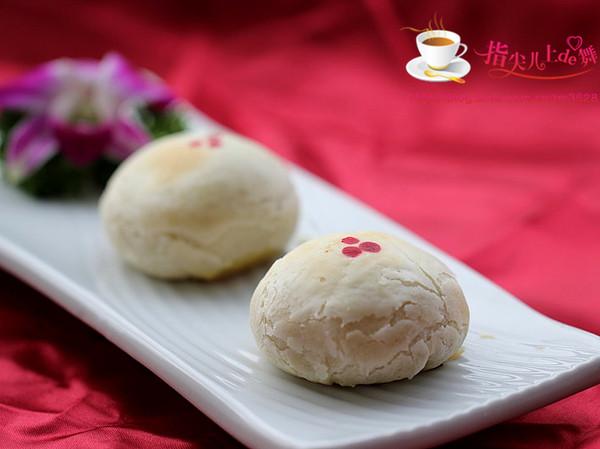 苏式咖喱鸡肉月饼