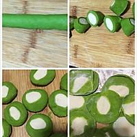 翡翠白菜-------新年饺子的做法图解5