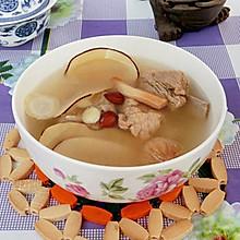 花旗参海底椰响螺片汤