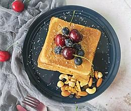 苹果魔法包,五分钟就可以搞定的健康营养早餐的做法