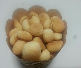 婴儿奶豆的做法