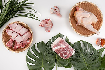 肉类该怎么焯水?三分钟搞明白!