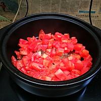 老少皆宜的番茄龙利鱼汤的做法图解5