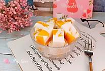 芒果椰奶冻#母亲节,给妈妈做道菜#的做法