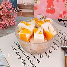 芒果椰奶冻#母亲节,给妈妈做道菜#