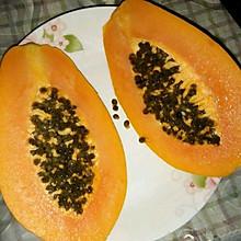 丰胸木瓜制作方法