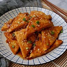 #全电厨王料理挑战赛热力开战!#比肉还好吃的家常豆腐