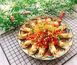 #精品菜谱挑战赛#蒜蓉粉丝蒸蛏子的做法