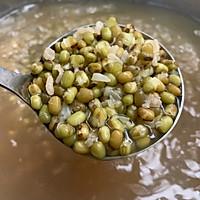 【傳統】海带绿豆沙的做法图解11