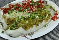 双椒巴沙鱼片#寻找最聪明的蒸菜达人#的做法