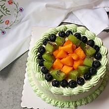 抢手的水果生日蛋糕-6寸