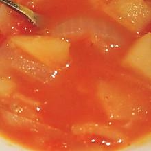 牛肉碎罗宋汤