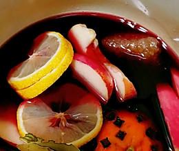 雪夜热饮:请来一杯热红酒的做法