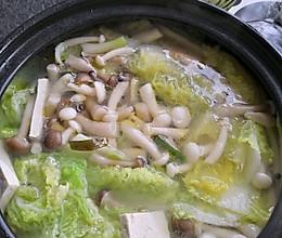 蘑菇蔬菜汤的做法