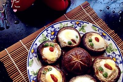 家常菜—香菇炖蛋