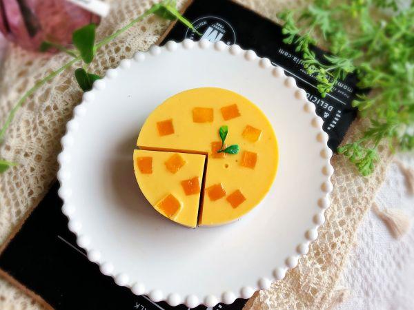 免烤箱免打发!一次成功的水果酸奶蛋糕的做法