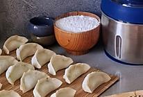 春天不可辜负的美食,鲜嫩多汁的荠菜饺子#春日时令,美味尝鲜#的做法