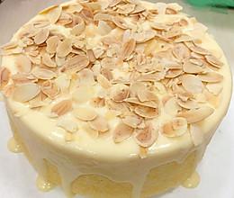 爆浆芝士奶盖蛋糕的做法