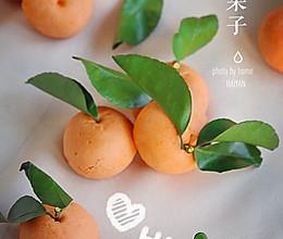 日式烧果子--橘子红了的做法