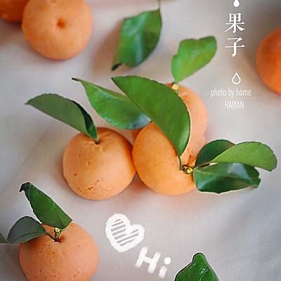 日式烧果子--橘子红了
