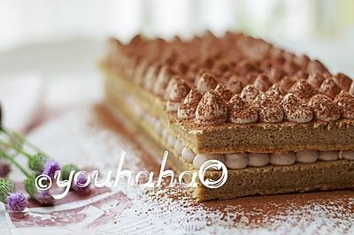 素咖啡蛋糕【九阳破壁豆浆机Q1】