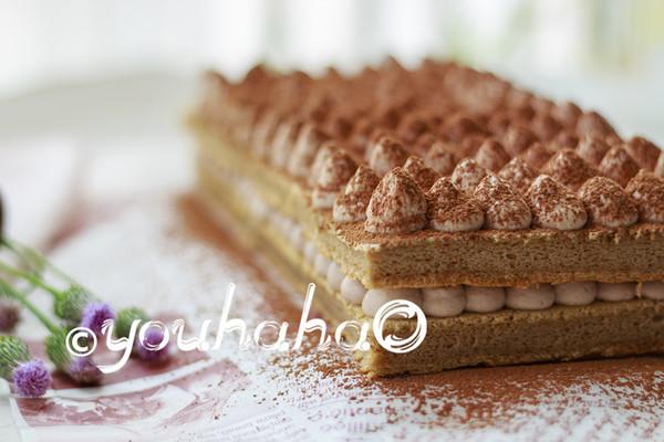 素咖啡蛋糕【九阳破壁豆浆机Q1】的做法
