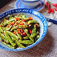干煸四季豆#宴客拿手菜#的做法图解13