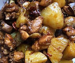 土豆烧兔肉的做法