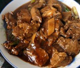 清真菜:红焖羊肉的做法