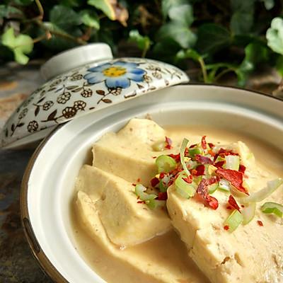 鱼汤炖豆腐