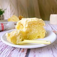海盐奶盖流心蛋糕#美的FUN烤箱.焙有FUN#