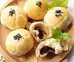 酥皮枣泥月饼的做法