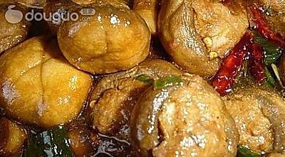 蘑菇小丸子的做法