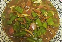 黑胡椒炒牛柳的做法