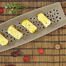 日式厚蛋烧,卷起来的高颜值鸡蛋饼|深夜食堂我的爱NO.2